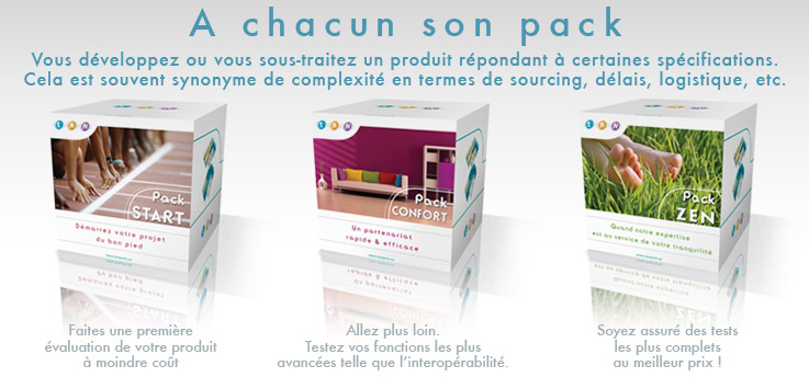 A chacun son pack